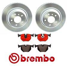 Brembo 09.A541.11 OE Quality Rear Brake Discs 324mm Vented BMW X5 E53