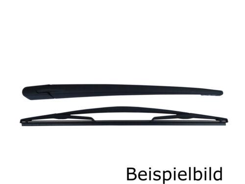 Wischerarm für VW POLO 9N 9N3 10.01-08.09 Scheibenwischer Heckwischer
