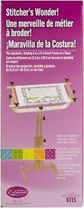 Floor Stand Scroll Frame  715627246457 Stitcher/'s Wonder
