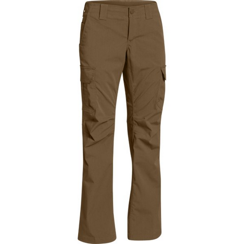 Under Armour UA Tactical Patrol Cargo Pants Coyote Brown Woman/'s Size 10 1254097 for sale online