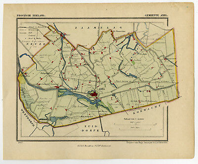 Antique Map-NETHERLANDS-TOWN PLAN-AXEL-ZEELAND-Kuyper-1865   eBay on map of drayton, map of flevoland, map of vassar, map of ray, map of dorr, map of drenthe, map of minnewaukan, map of dordrecht, map of randstad, map of holland, map of turtle lake, map of saranac, map of brabant, map of leonard, map of leeuwarden, map of arthur, map of schoolcraft, map of domburg, map of ostergotland, map of big rapids,