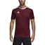 New-Adidas-Entrada-18-Climalite-Gym-Football-Sports-Training-T-Shirt-Top-Jersey thumbnail 57