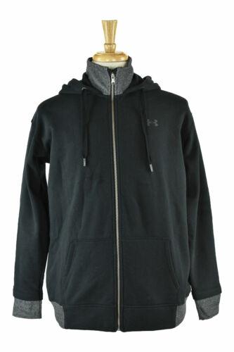 Under Armour Men Sweaters Sweatshirts LG Black Cot