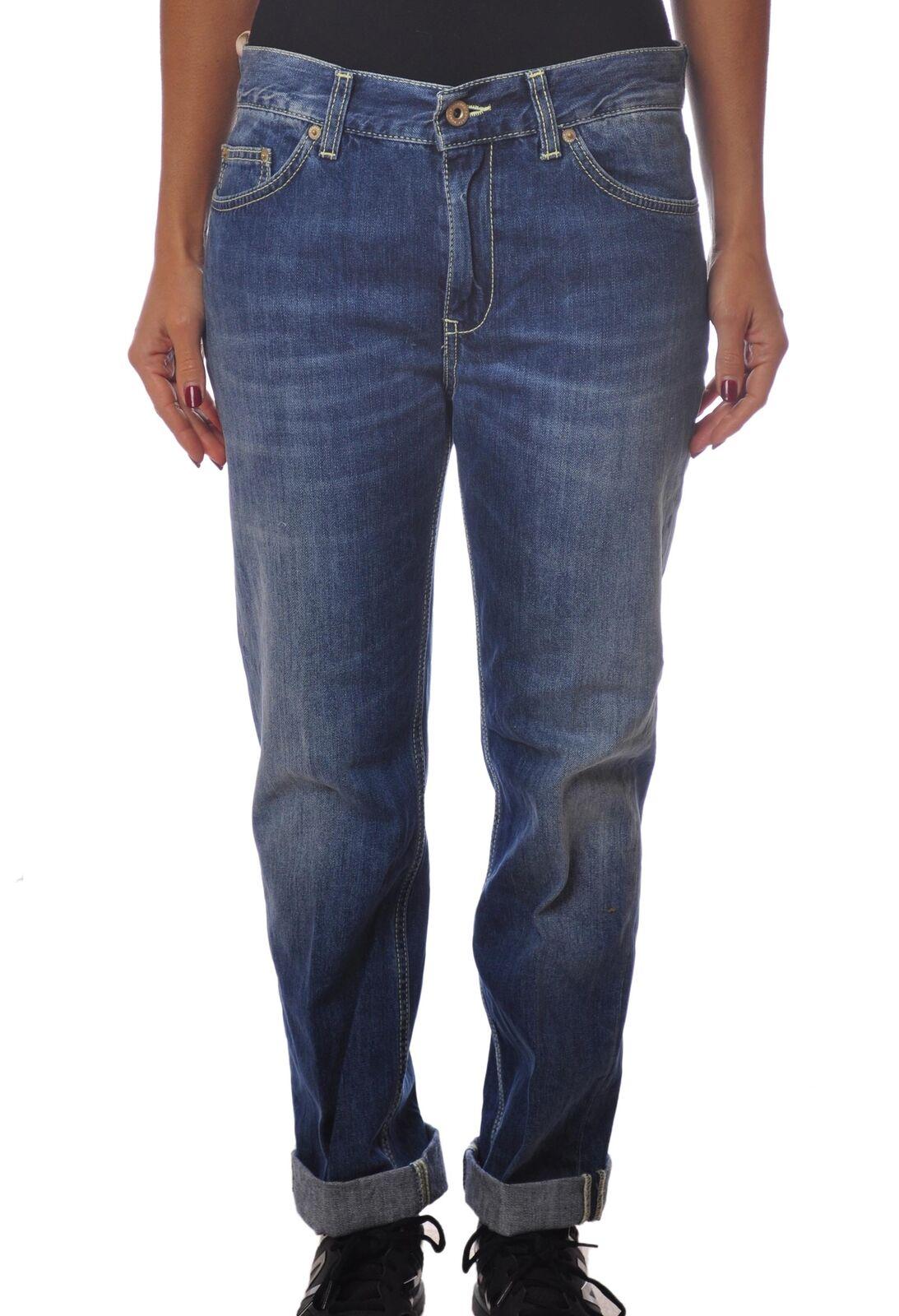 Dondup - Jeans-Pants-slim fit - Woman - Denim - 4488014B185514