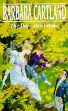 Dare Devil Duke by Barbara Cartland (Paperback, 1996)verde431