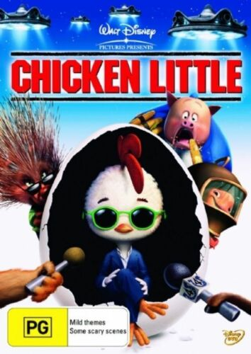 1 of 1 - Chicken Little (DVD, 2006)  Disney