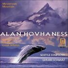 Hovhaness: Mysterious Mountain; And God Created Great Whales (CD, Jun-1994, Delos)