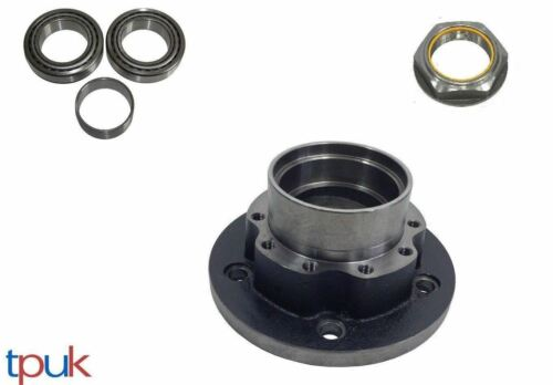 TRANSIT 2.4 RWD MK7 LEFT REAR HUB WHEEL BEARING AXLE NUT KIT SINGLE REAR WHEEL