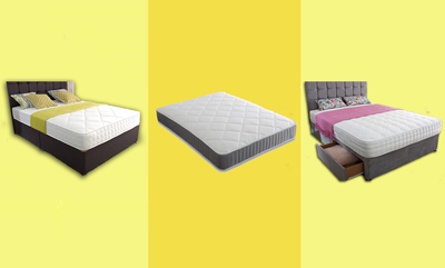 Save up to 10% on Mattresses