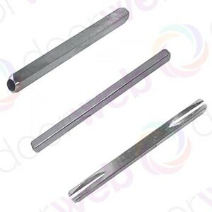 Image is loading DOOR-HANDLE-SPINDLES-Split-Slotted-Plain-Heso-Replacement-  sc 1 st  eBay : door spindles - pezcame.com