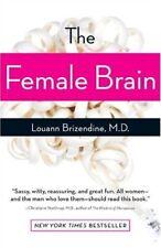 The Female Brain by Louann Brizendine (2007, Paperback)