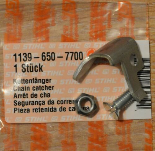 Genuine Stihl Chain Catcher MS171 MS171C MS181 MS181C 181 1139 650 7700 Tracked