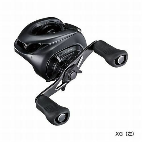 Shimano 17 EXSENCE DC XG LH Baitcasting Reel for Jigging New