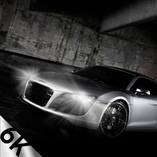 XENTEC 225000LM 1500W LED headlight 9005 HB3 H10 9145 BulbS 6000K White Pair