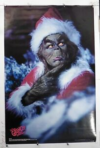 How The Grinch Stole Christmas Jim Carrey.Details About How The Grinch Stole Christmas Jim Carrey 23 25 X 35 50 Nos B578