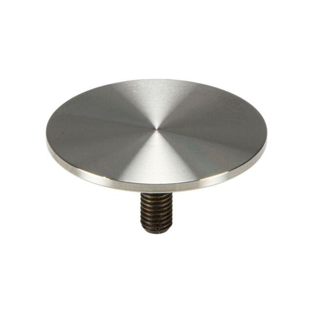 Hafele Glasplattenadapter Pour Pied De La Table Plaque A Visser En
