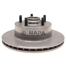 Disc Brake Rotor and Hub Assembly-RWD Front NAPA//BRAKE ROTORS /& DRUMS-NB 4885931