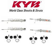 Mazda Mx-5 Miata 06-08 L4 2.0l Kyb Full Front Rear Shock Absorbers Mounting Kit on sale