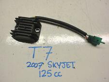 Skyjet SJ 125 23 2007 125cc Rectifier Regulator   , Used Part , T7