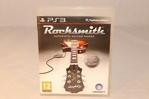 ROCKSMITH-SONY-PLAYSTATION-GUITARACDE-PS3-EUROPEAN-PAL-LEARN-TO-PLAY-A-GUITAR
