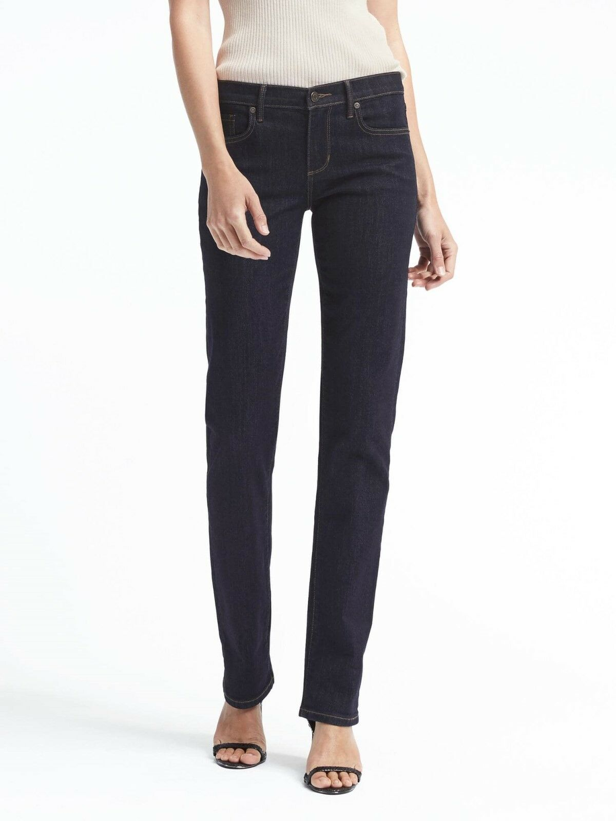 BANANA REPUBLIC 875793 RINSE WASH GIRLFRIEND JEANS PANTS  NWTS 28 6 29 8