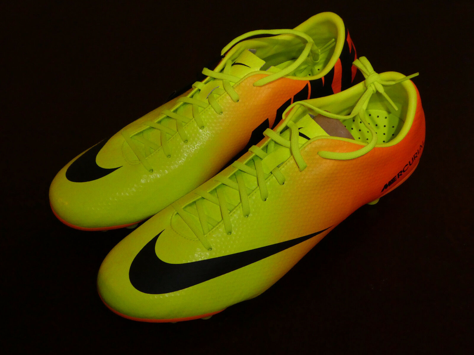 Nike Mercurial Veloce AG Artificial Grass Soccer Soccer Soccer Cleats new shoes 555069 708 f67ab9