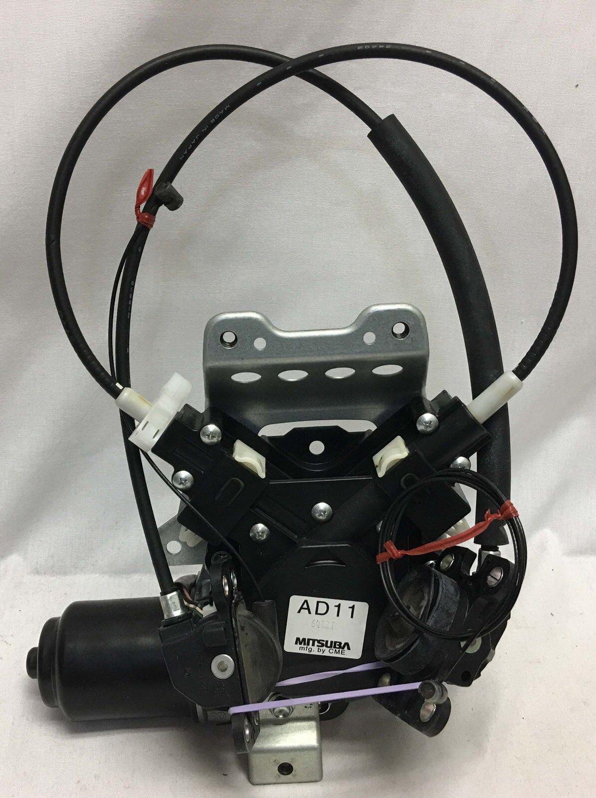 05 10 Honda Odyssey Right Passenger Side Rh Power Sliding Door Cable Motor Unit Ebay