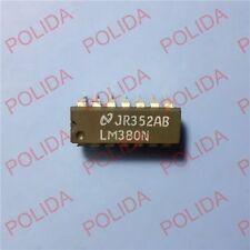10PCS IC NSC DIP-14 LM380N LM380N/NOPB