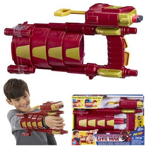 Marvel Captain America Civil War Slide Blast Armor