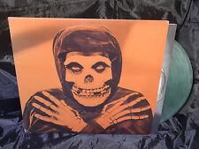 Misfits Collection 2 II LP RARE CLEAR VINYL 1995 1ST PRESS ONLY 500 OF THEM