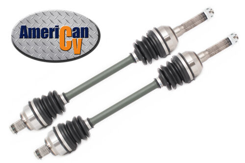 POLARIS SPORTSMAN 500 4X4 FRONT RUGGED TERRAIN ATV CV AXLE SET 2013