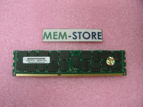 647901-B21 16GB PC3L-10600R Memory HP DL380e G8 DL360e G8 BL420c G8 ML350e G8