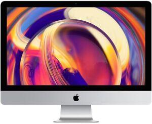 "Details about Apple iMac 27"" Retina 5k 2019 3 6ghz i9 2tb Fusion 32-128gb  Radeon Pro 580X 8gb"