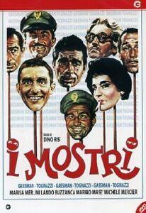 Dvd-I-Mostri-1963-Vittorio-Gassman-Ugo-Tognazzi-NUOVO