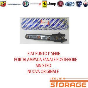 FIAT-PUNTO-1-SERIE-PORTALAMPADA-FANALE-POSTERIORE-SINISTRO-ORIGINALE-9946137