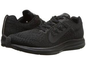 Negro Zoom Winflo 5 AA7406 002 BlackAnthracite Zapatos NIKE