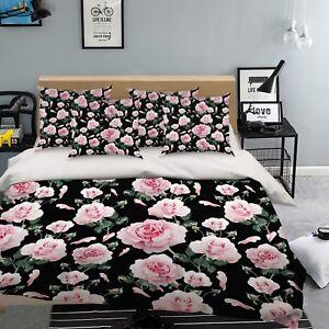 3D Sky Surf Beach 686 Bed Pillowcases Quilt Duvet Cover Set Single King UK Lemon