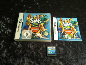 EA-The-Die-Sims-2-Haustiere-Pets-Nintendo-DS-NDS-3DS-2DS
