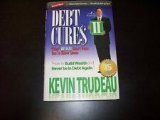 """Debt Cures II """"They"""" Really Don't Want You to Know About by Kevin Trudeau (2009, Hardcover, Abridged)"""