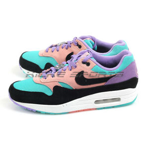 Details about Nike Air Max 1 ND Have A Nike Day Running Shoes Space PurpleBlack BQ8929 500