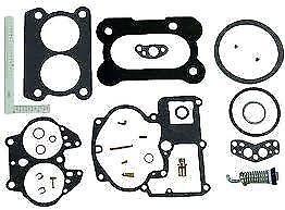 new Marine Carburetor Kit Replaces Mercury 1397-6367 1397-6367A1 Sierra 18-7076