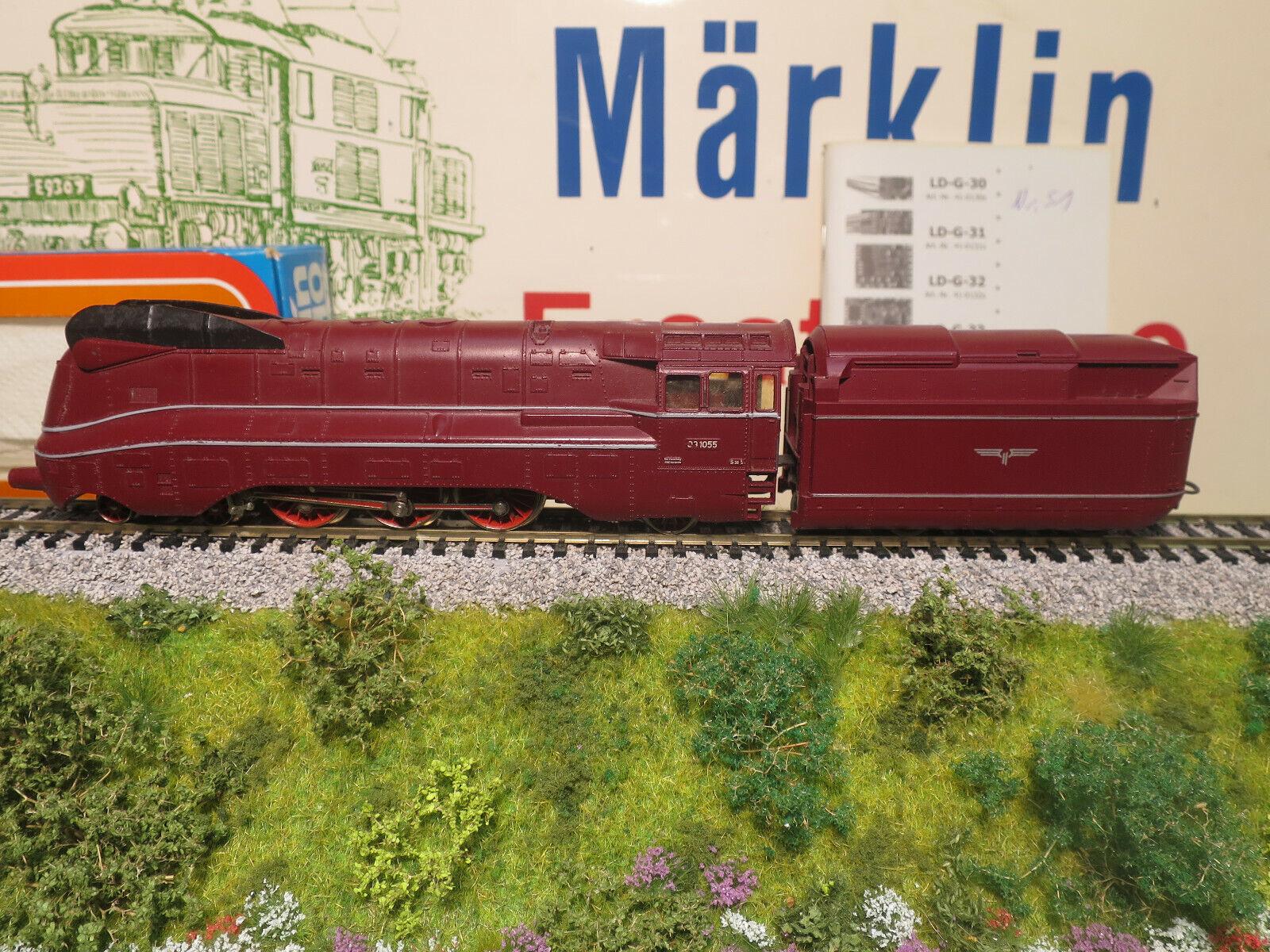 MB marklin 3089 Digitale Fumo Testato & Attrezzato Conf. Orig. di Collezione