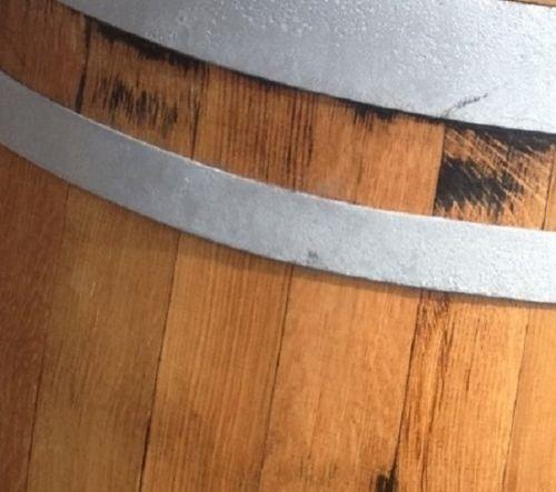 Recyclé en chêne massif whisky fût Jardin Siègebarillet bancamoureux siège Vintage