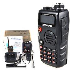 BaoFeng UV-A52 UVA-52 VHF/UHF 136-174/400-520MHz 5W Dual-Band Two-way Ham Radio
