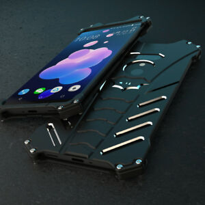 free shipping faede 67e6b Details about R-Just Batman Metal Shockproof Protection Case Fo HTC U11  U12+ U11 Plus U-Ultra
