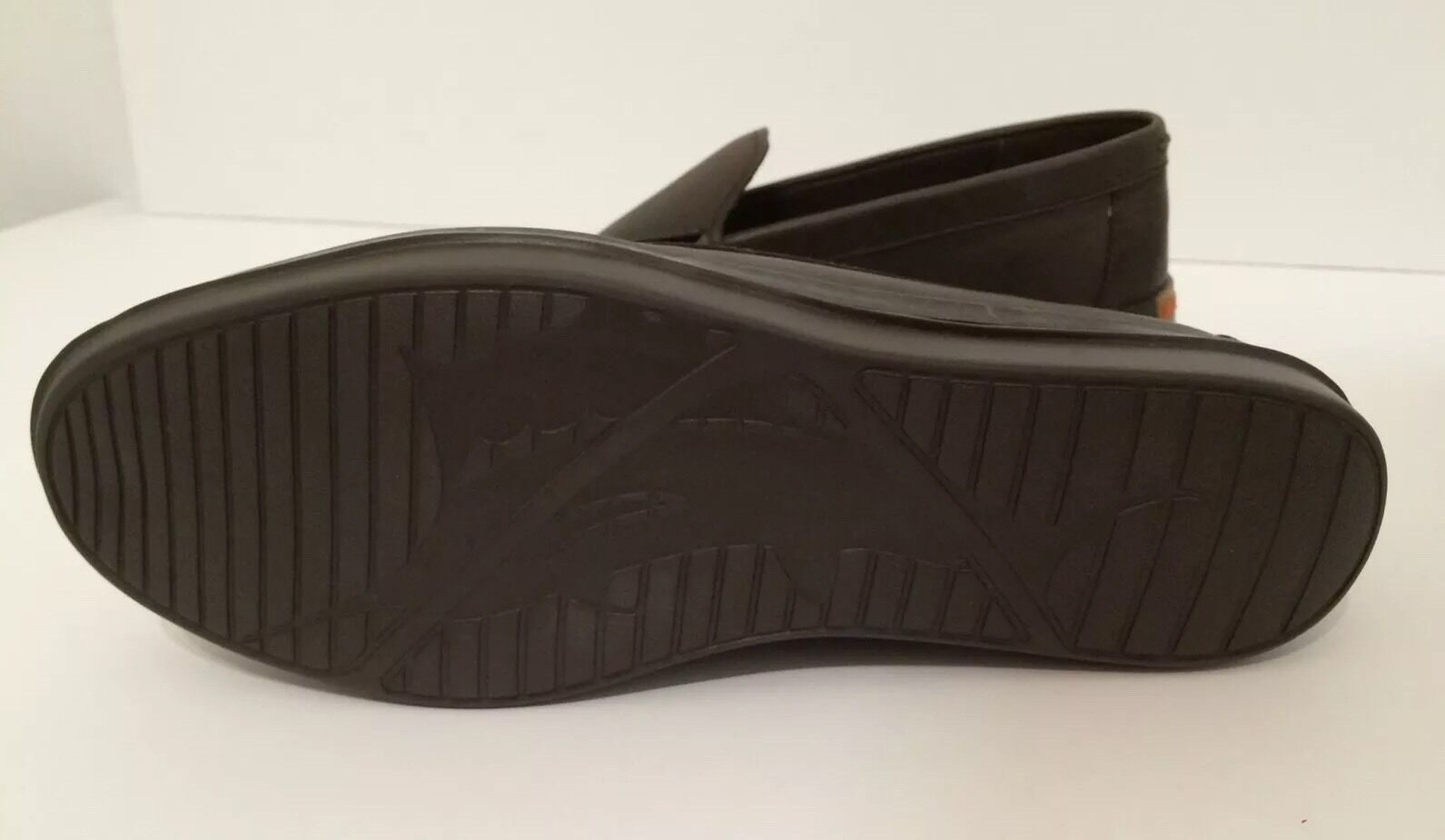 Tommy Loafers Bahama Reston Relaxology Brown Pelle Uomo Loafers Tommy Size 10,5 M b99379