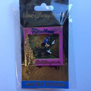 WDW-Character-Sliders-Mickey-039-s-Philhar-Magic-LE-1000-Disney-Pin-81966