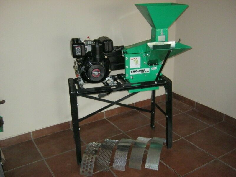 Hammer mill Grinding mill Maize Mill TGS210 Diesel Mill (hammermill.co.za) 2021 (FOOD SECURITY)
