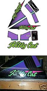 1993-1994-KITTY-CAT-DECAL-SET-ARCTIC-CAT-SLED-GRAPHICS-REPRODUCTIONS