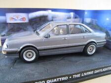 Audi 200 Quattro 1979-1991 Der Hauch des Todes James Bond 1//43 Ixo Modell Auto m